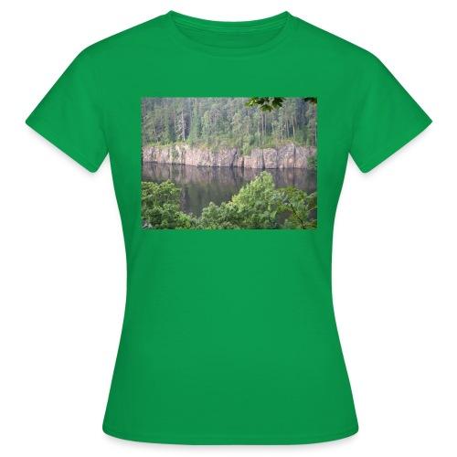 Laatokan maisemissa - Naisten t-paita