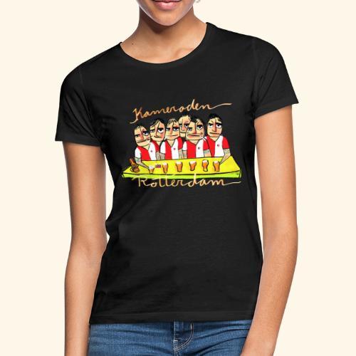 Kameraden Feyenoord - Vrouwen T-shirt