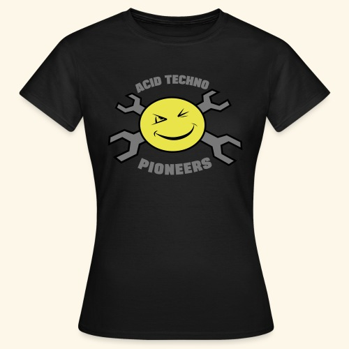 ACID TECHNO PIONEERS - SILVER EDITION - Women's T-Shirt