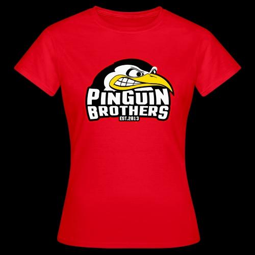 Pinguin bracia Clan - Koszulka damska