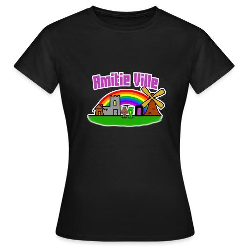Amitie Ville Logo Shirt - Women's T-Shirt