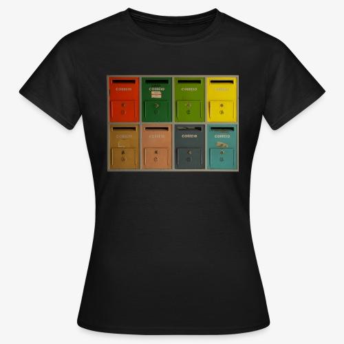 Briefkasten - Frauen T-Shirt