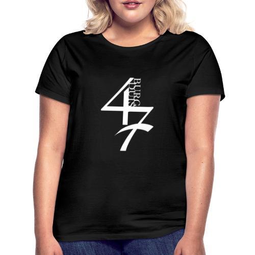 Duisburg 47 - Frauen T-Shirt