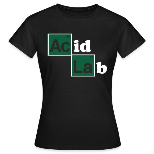 Acid Lab 1 - Camiseta mujer