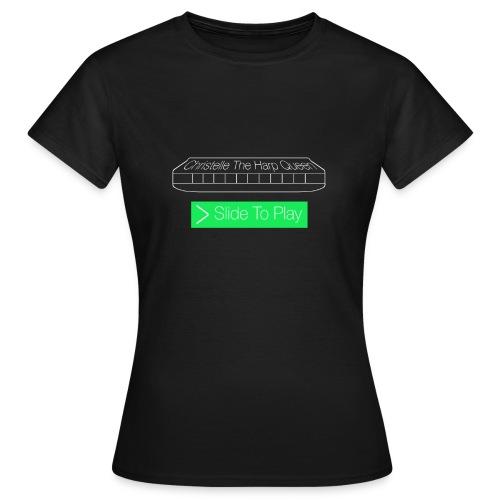 The Harp Queen T Shirt for men - Women's T-Shirt
