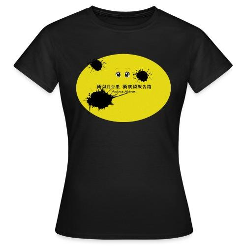 Anime Alarm! - Klecks - Frauen T-Shirt
