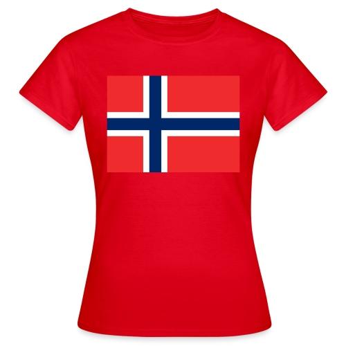 DixieMertch - T-skjorte for kvinner