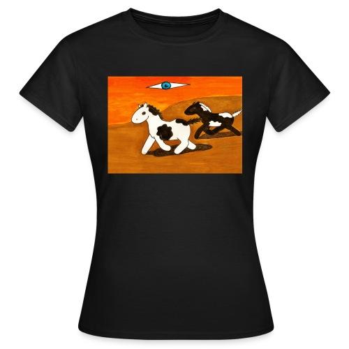 Hevoset - Naisten t-paita