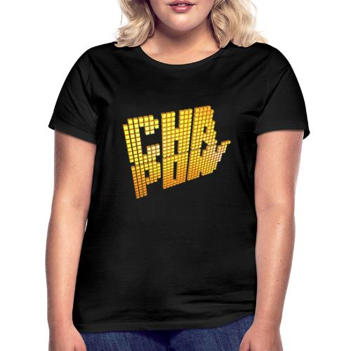 chapow blokken 03 - Vrouwen T-shirt