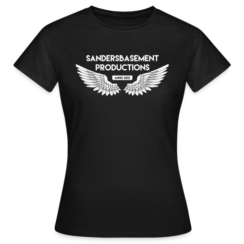 T SHIRT logo wit png png - Vrouwen T-shirt