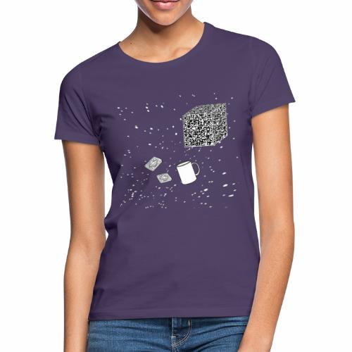 Borg tea and biscuits - Women's T-Shirt
