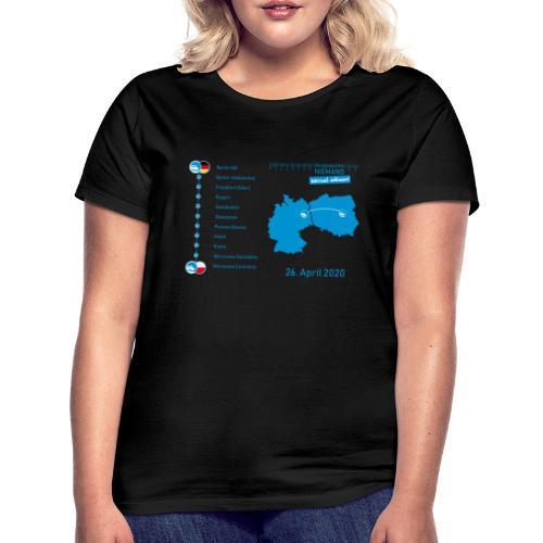 RGN GER TO POL - Frauen T-Shirt