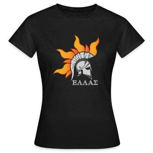 ELLAS Proud to Be - Frauen T-Shirt