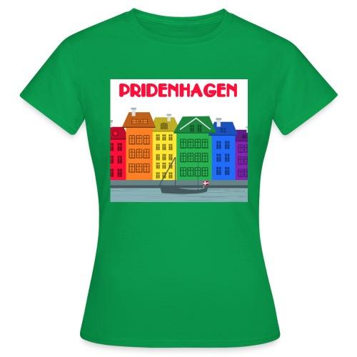PRIDENHAGEN RETRO T-SHIRT - Dame-T-shirt