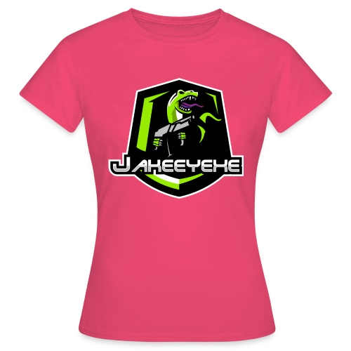 JakeeYeXe Badge - Women's T-Shirt
