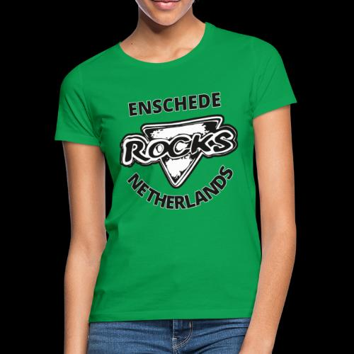 Rocks Enschede NL B-WB - Vrouwen T-shirt
