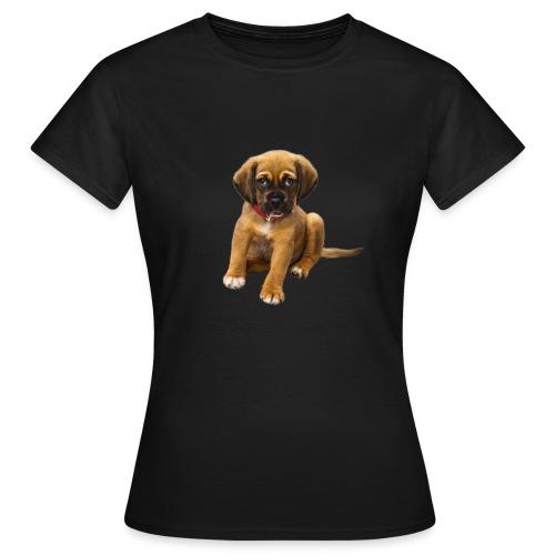 Süsses Haustier Welpe - Frauen T-Shirt