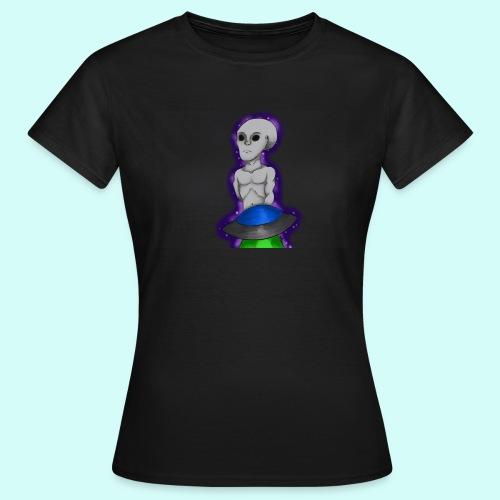L'ovni - T-shirt Femme