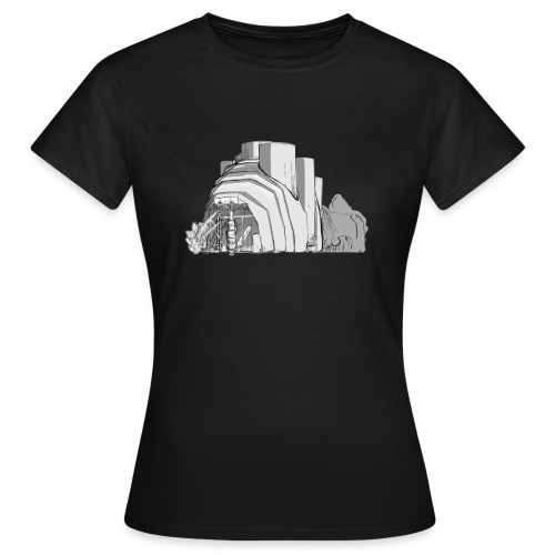 Duneeater1 - Frauen T-Shirt