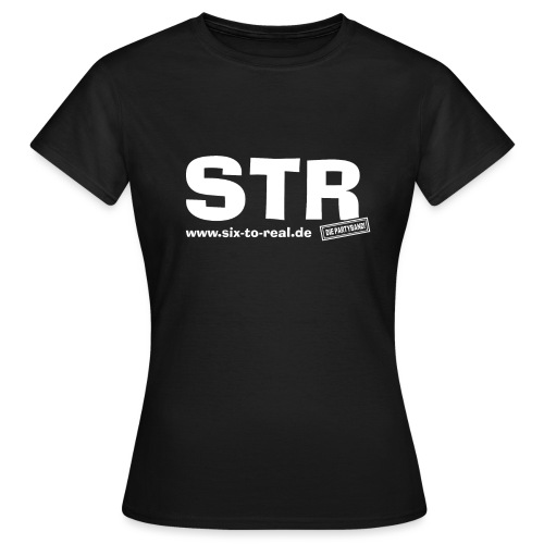 STR - Basics - Frauen T-Shirt