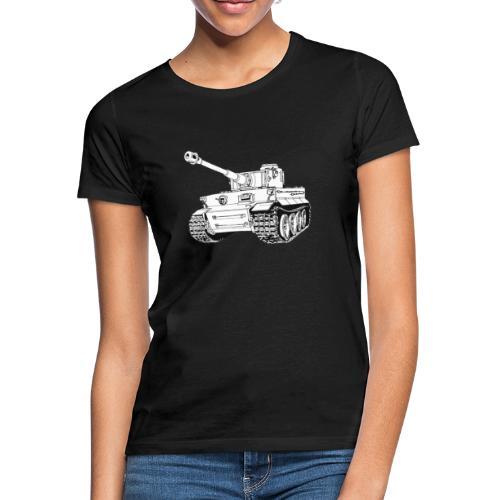Tank Tiger - Maglietta da donna