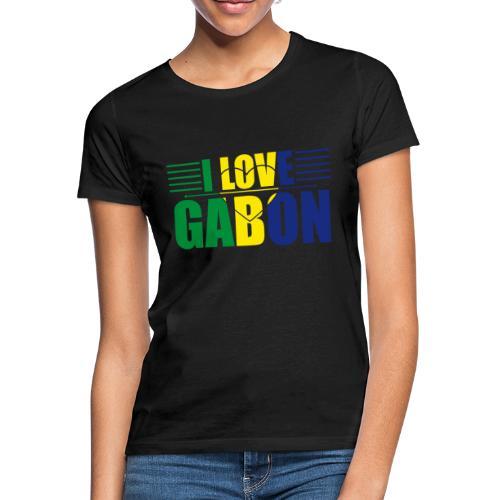 love gabon - T-shirt Femme