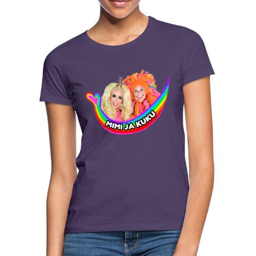 Mimi ja Kuku - Naisten t-paita