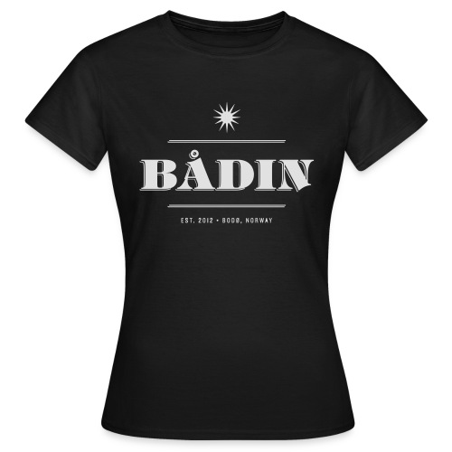 Bådin - white - T-skjorte for kvinner