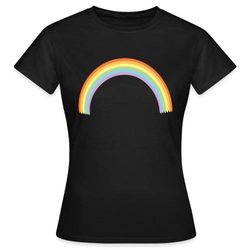 Arco Iris - Camiseta mujer