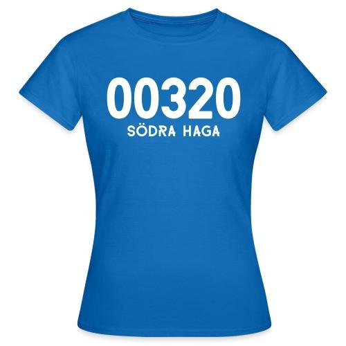 00320 SODRAHAGA - Naisten t-paita