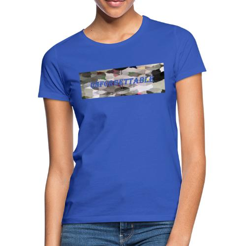 unforgettable - T-shirt Femme