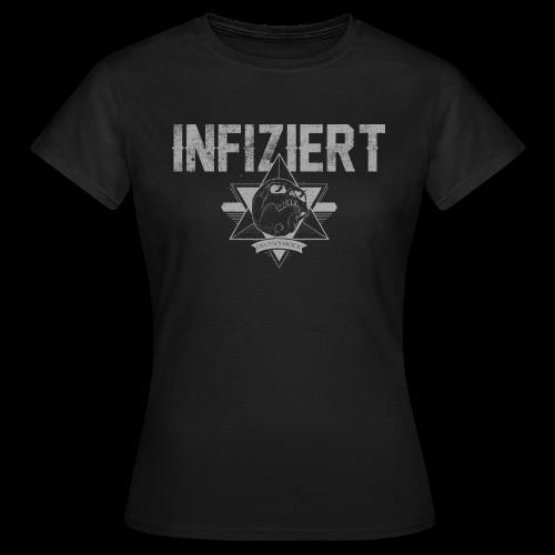 Infiziert2019 - Frauen T-Shirt