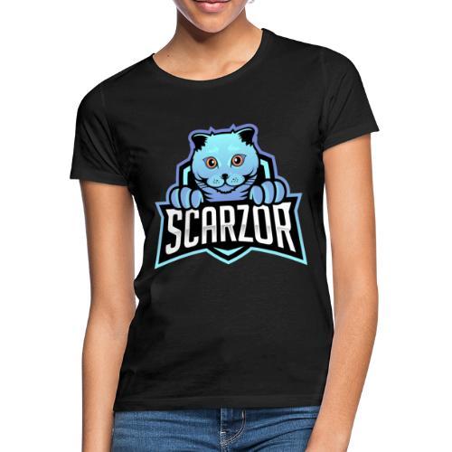 Scarzor Merchandise - Vrouwen T-shirt