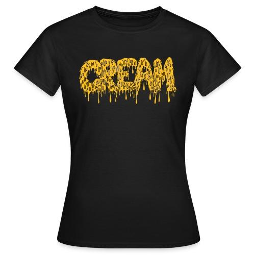 CREAM - Frauen T-Shirt