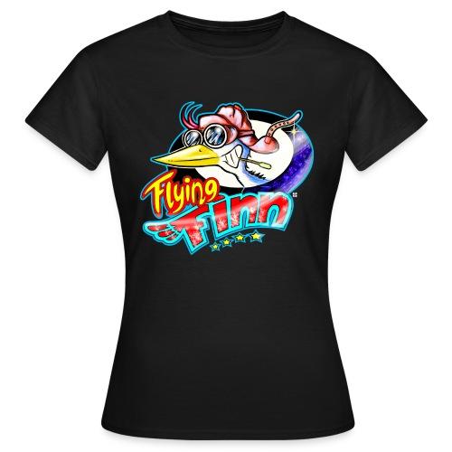 FlyingFinn1 - Naisten t-paita