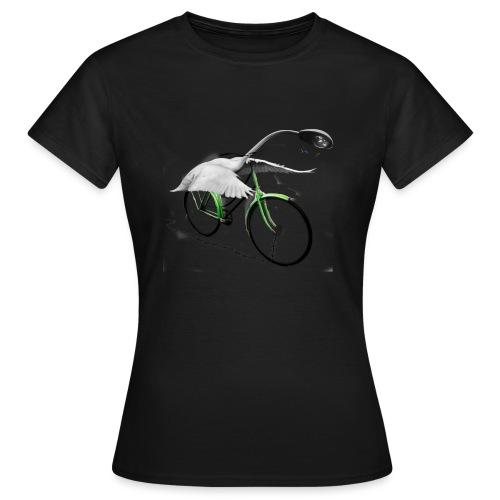 Ninho Bycicle - Maglietta da donna