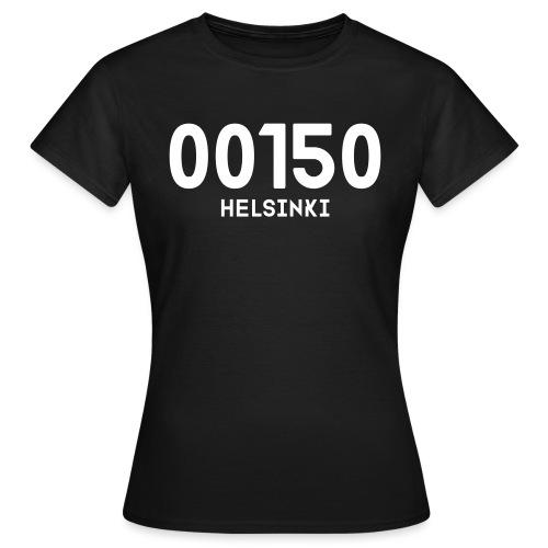 00150 HELSINKI - Naisten t-paita