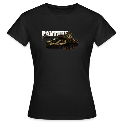 - Germany - Panther (Sd.Kfz. 171) - Frauen T-Shirt