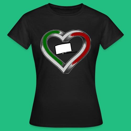 heartleg - T-shirt Femme