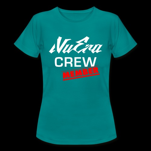 NuEra Crew Logo 2018 - Frauen T-Shirt