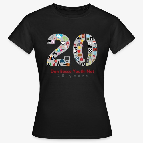 20 years DBYN - Women's T-Shirt