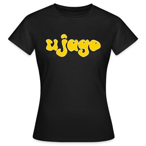 ujago gelb - Frauen T-Shirt