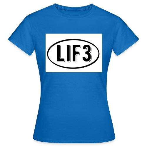 Lif3 gear - Women's T-Shirt