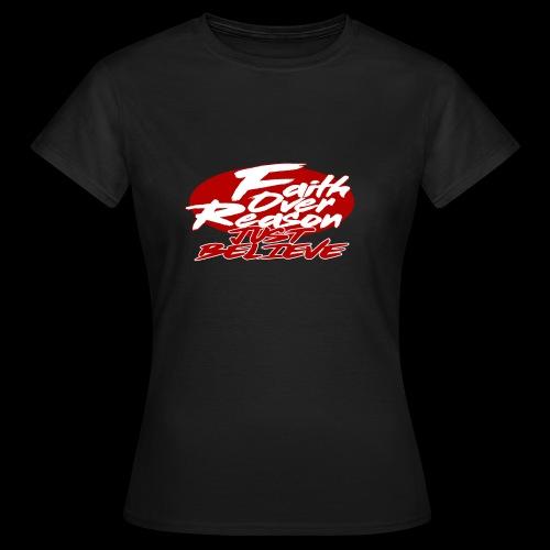OVER REASON - Camiseta mujer