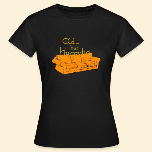 Hyggelig sofa - Frauen T-Shirt