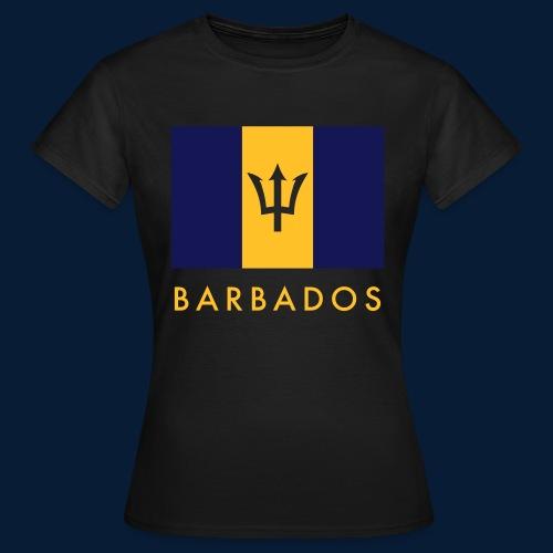 Barbados - Frauen T-Shirt