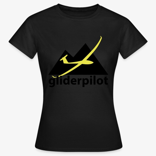 soaring-tv: gliderpilot - Frauen T-Shirt