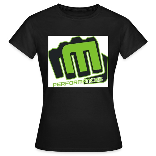 m_performances_jpg - Maglietta da donna