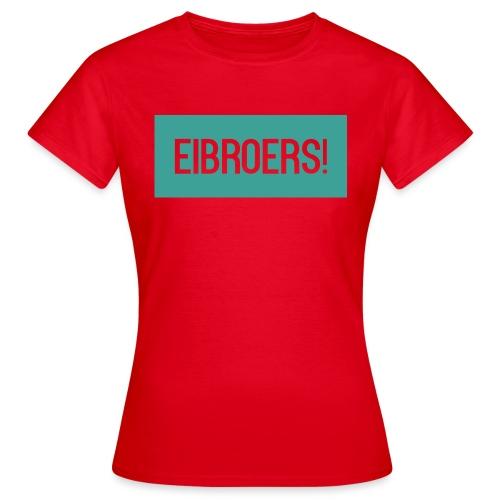 T-shirt Vrouwen - Vrouwen T-shirt