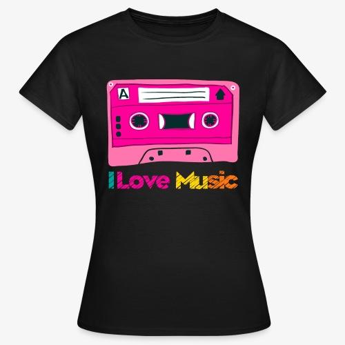 Cinta 3 - Camiseta mujer